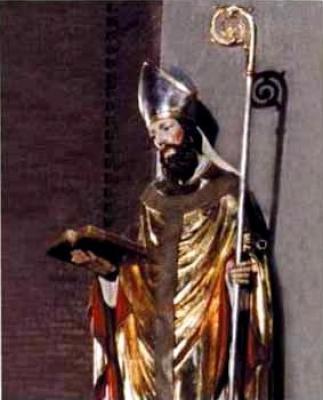 Sv. Pavlin Oglejski (11. januar)