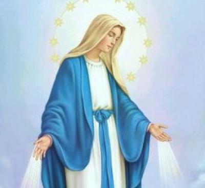 Brezmadežno spočetje Device Marije (8. december)