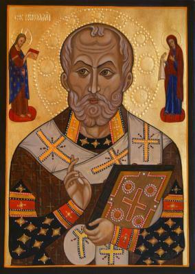Sv. Nikolaj (Miklavž) (6. december)