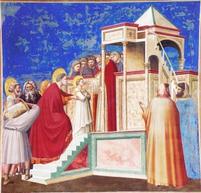 Darovanje Device Marije (21. november)