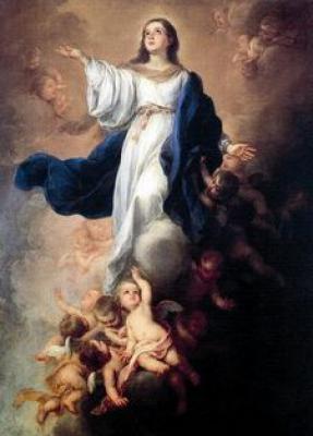 Marijino vnebovzetje - dnevna maša (15. avgust)