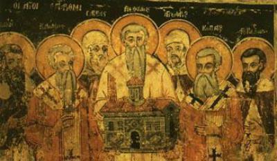 Sv. Gorazd in Kliment (27. julij)